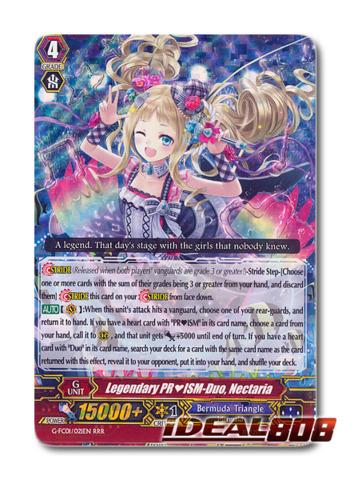 Legendary PRISM-Duo, Nectaria - G-FC01/021EN - RRR