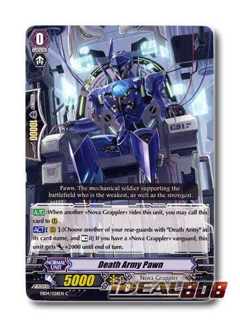 Death Army Pawn - EB04/028EN - C