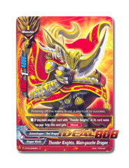 Thunder Knights, Main-gauche Dragon - BT03/0082EN (C) Common