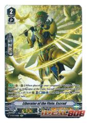 Liberator of the Flute, Escrad - V-EB10/SP01EN - SP (Special Parallel)