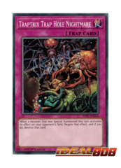 Traptrix Trap Hole Nightmare - SDPL-EN033 - Common - 1st Edition