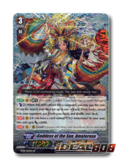 Goddess of the Sun, Amaterasu - BT09/S03EN - SP