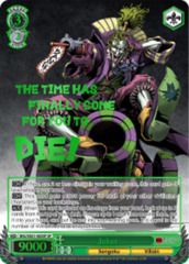 Joker [BNJ/SX01-002SP SP (SIGNED FOIL)] English