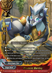 Prudent Gardog [S-BT01A-CP01/0043EN Secret (FOIL)] English