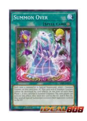 Summon Over - SAST-EN070 - Common - 1st Edition