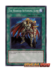 The Warrior Returning Alive - DEM1-EN015 - Common