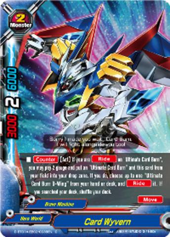 Buddyfight 1x D-BT01A-EB01//0020EN R Dragon Emperor Legend