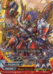 Royal Guard, Lech Gardra [S-BT01A-CP01/0048EN Secret (FOIL)] English