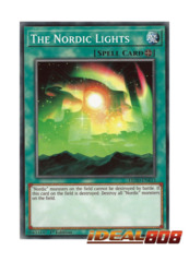The Nordic Lights - LEHD-ENB13 - Common - 1st Edition