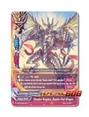 Thunder Knights, Double Flail Dragon [H-BT03/0051EN U] English Foil