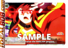 New Explosion Magic [KS/W55-E075R RRR (TEXTURED FOIL)] English
