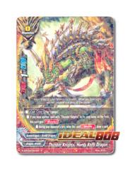 Thunder Knights, Hardy Knife Dragon [H-BT03/0023EN R] English Foil