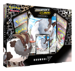 Pokemon TCG: Champion's Path Collection - Dubwool V