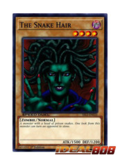 The Snake Hair - SBLS-EN026 - Common - 1st Edition