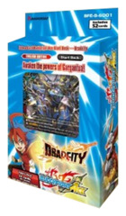 BFE-S-SD01 Dradeity (English) Future Card Buddyfight Ace Starter Deck
