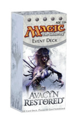 Avacyn Restored Event Deck: Death's Encroach