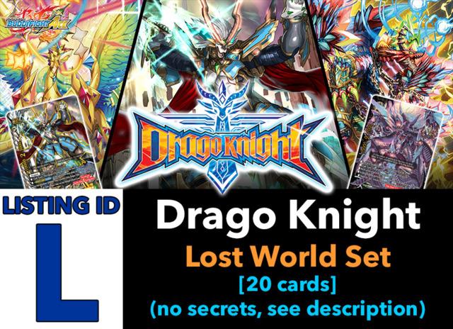 # Drago Knight [S-BT04 ID (L)]