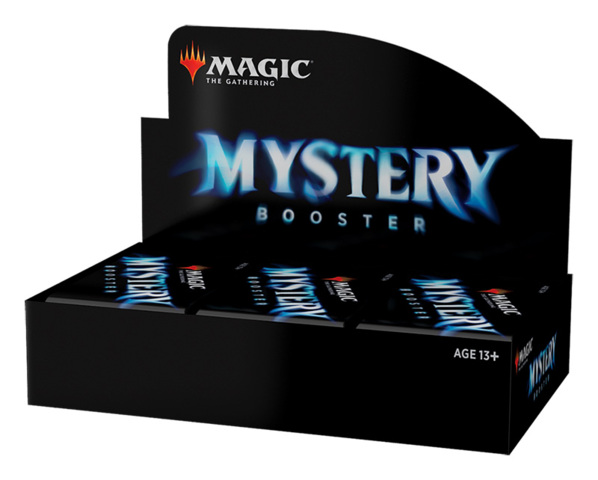 Mystery Booster Box (Retail Edition) [24 Packs] * PRE-ORDER Ships Mar.13