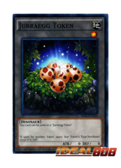 Jurraegg Token - SR04-ENTKN - Common - Unlimited Edition