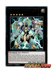 Number S39: Utopia the Lightning - BLAR-EN070 - Ultra Rare - 1st Edition