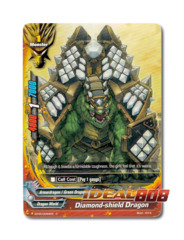 Diamond Shield Dragon - BT05/0094 - C