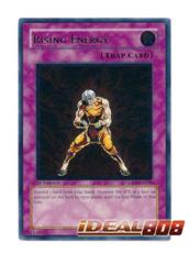 Rising Energy - CRV-EN056 - Ultimate Rare - 1st Edition