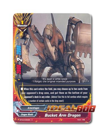 Bucket Arm Dragon - BT03/0084EN (C) Common