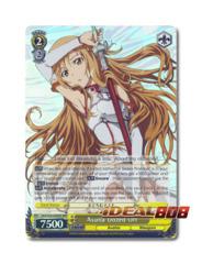 Asuna Dozed Off [SAO/S20-E006R RRR (Foil)] English