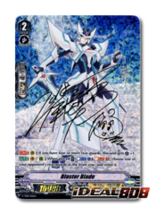 Blaster Blade - V-TD01/S01EN (Gold Hot Stamp - SP)
