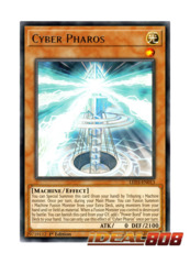 Cyber Pharos - LED3-EN013 - Rare - 1st Edition