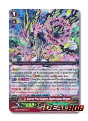 Sacred Tree Dragon, Jingle Flower Dragon - G-BT02/009EN - RRR
