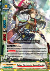 Radiant Electrodeity, Ameno-Wakahiko [S-BT02/0037EN U (FOIL)] English