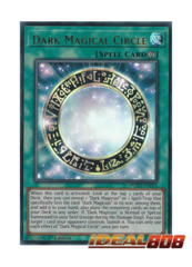Dark Magical Circle - DUPO-EN051 - Ultra Rare - 1st Edition
