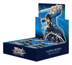 Sword Art Online : Alicization | ソードアート・オンライン アリシゼーション (Japanese) Weiss Schwarz Booster Box [16 Packs]