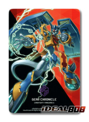 Gear Chronicle (Dark Zone) - Clan Card - Chronojet Dragon G - G-TD09