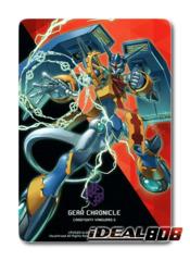 Gear Chronicle (Dark Zone) - Clan Card - Chronojet Dragon G - G-TD09