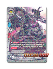Wicked Dragon of Fabrication, Demonica [H-BT03/0035EN R] English