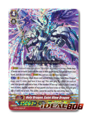 Holy Dragon, Saint Blow Dragon - G-BT01/S01EN - SP (Special Parallel)