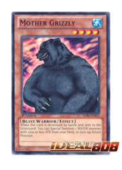 Mother Grizzly - SDRE-EN021 - Common - 1st Edition