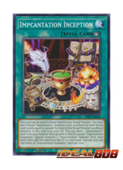Impcantation Inception - SAST-EN065 - Common - 1st Edition