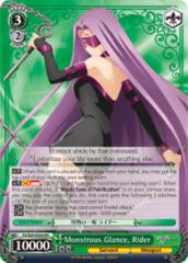 Monstrous Glance, Rider [FS/S64-E026 RR (Mosaic Gloss)] English