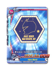 Hero World (FLAG) [PR/0140EN] English