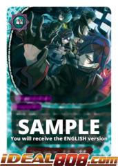 -Flame Quartet- [S-BT03/0055EN C (Regular)] English
