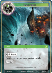 Gale Force [LEL-027 U (Foil)] English