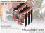 CFV-V-TD06 Naoki Ishida (English) V-Trial  Deck Box [Contains 6 Decks] * PRE-ORDER Ships Feb.08