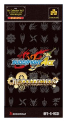 BFE-S-RC01 Re: Collection Vol.1 (English) Future Card Buddyfight Ace Booster Packs [3 Cards]