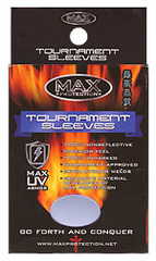 Tournament Blue Sleeves Large (100ct)