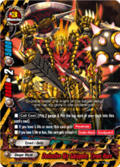 Destructive Sky Subjugator, Tyrant Asura [D-BT03/0027EN R (FOIL)] English