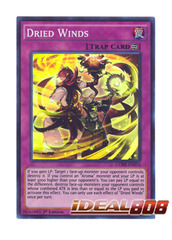 Dried Winds - CORE-EN075 - Super Rare - 1st Edition