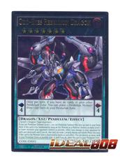 Odd-Eyes Rebellion Dragon - CORE-EN051 - Ultimate Rare - 1st Edition